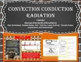 Conduction Convection Radiation (S6E4b)