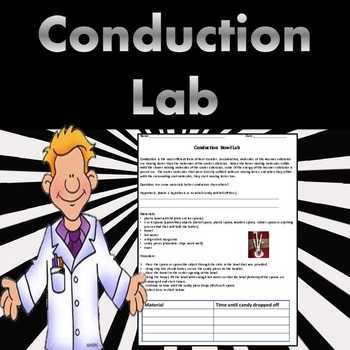 Conduction Lab -Thermal Energy Transfer Lab