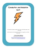 Conductor and Insulator Sort