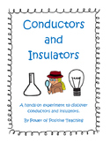 Conductors and Insulators Experiment
