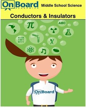 Conductors and Insulators-Interactive Lesson