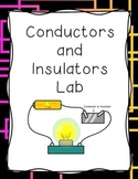 Conductors and Insulators Lab