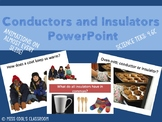 Conductors and Insulators PowerPoint