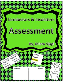 Conductors and Insulators Assessment