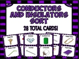 Conductors and Insulators Sort
