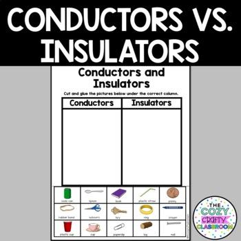 Conductors and Insulators Sort