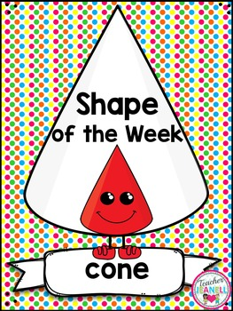 3D Shape Cone
