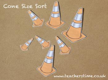 Cone Size Sort