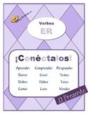 Conéctalos:  Conjugating -er verbs