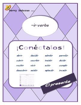 Conectalos: Conjugating -ir verbs