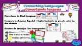 Conectando las lenguas en clase de Dual