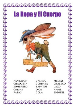 Conejo de Pascua- Easter No Prep Bundle- April Spanish Interactive Activities