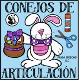 Conejos de Articulación: A Speech Therapy Craft Activity (