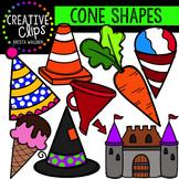 Cone Clipart {Creative Clips Clipart}