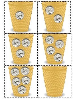 Cones 'n Coins