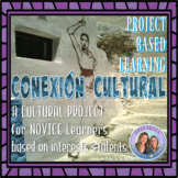 No-Prep! Project Based Learning: Student Choice * Cultural Project for Novices!