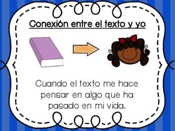 Making Connections in Spanish - Conexiones en la lectura
