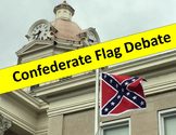 Confederate Flag Debate with video clips, questions, key &