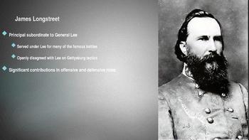 Confederate Generals Civil War