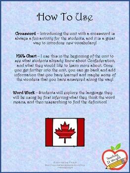 Confederation of Canada FREEBIE