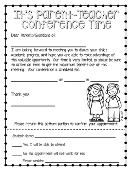 Conference Appointment Letter