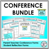 Conference Bundle STUDENT LED CONFERENCES Conference forms