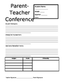Conference Communication Report
