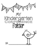 Conference Folder Cover FREEBIE!