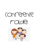 Conference Folder Cover Page