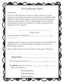 Conference Form - English/Spanish