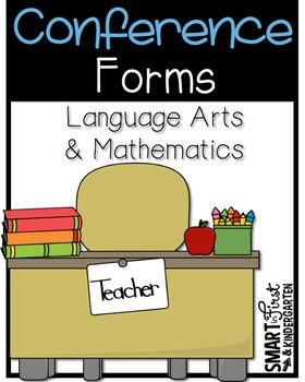 Conference Forms (First Grade)