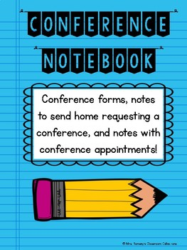 Conference Forms-Notebook Paper Background