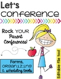 Conference Forms to Rock Your Parent Conferences!