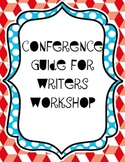 Conference Guide for Writers Workshop