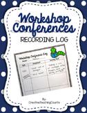 Reader's and Writer's Workshop Conference Log