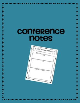 Conference Note