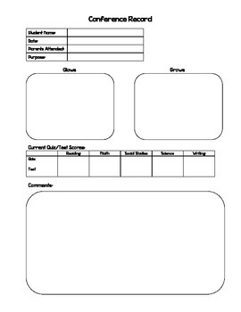 Conference Note Organizer