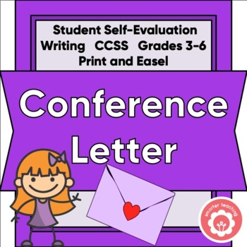 Friendly Conference Letter: Student To Parents