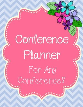 Conference Planner for Any Conference!