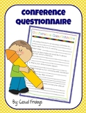 Conference Questionnaire
