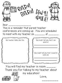 Conference Reminder Form