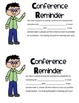 Conference Reminder Note Translated