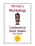 Conference Sheet for Writer's Workshop