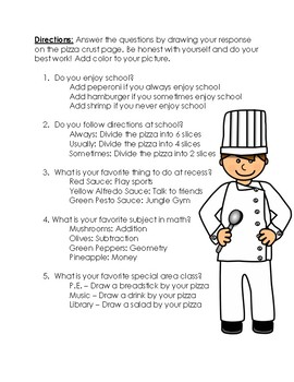 Conference Survey Students Make A Pizza