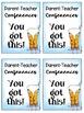 Conference Teacher Appreciation Tags
