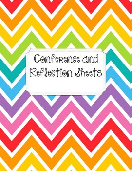 Conference and Reflection Sheets
