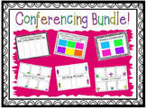 Conference notes, schedule, student groupings and more!!