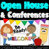 Conferences & Open House/Parent Night Pack!