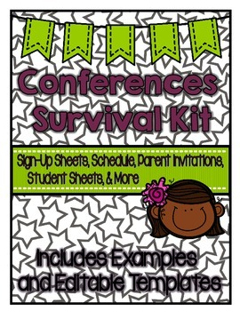 Parent-Teacher Conferences: Examples & Templates for Notes, Schedules, and More