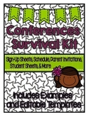 Parent-Teacher Conferences: Examples & Templates for Notes